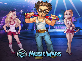 CHAT MUSICWARS